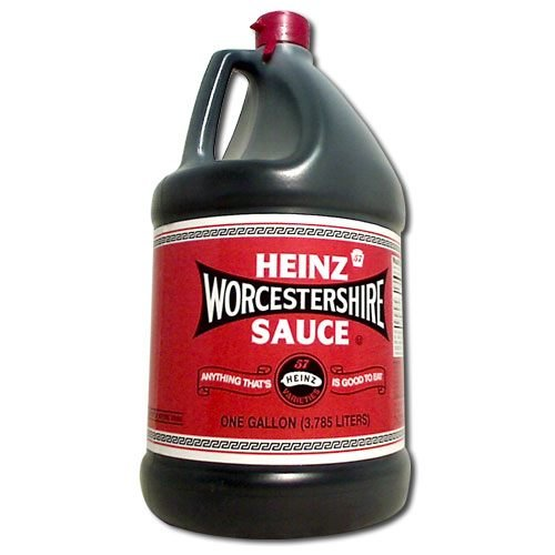 Sauce Worcestershire 4 Case 1 Gallon