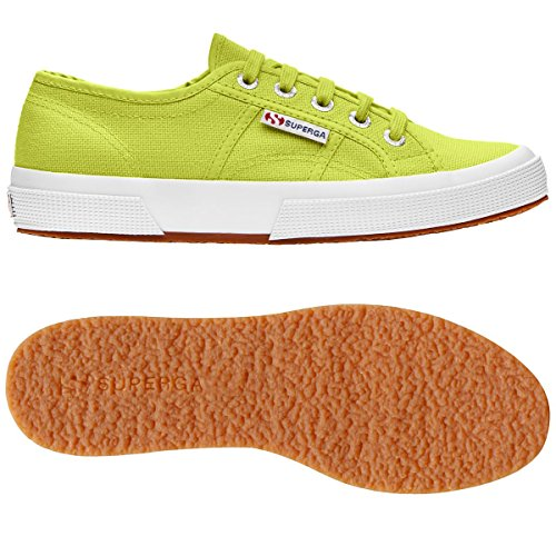Classic Superga 2750 Sneakers Cotu Unisex Green Apple Adulto ZaBwAq7a
