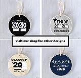 8th Grade Class of 2020 Funny Graduation Ornament