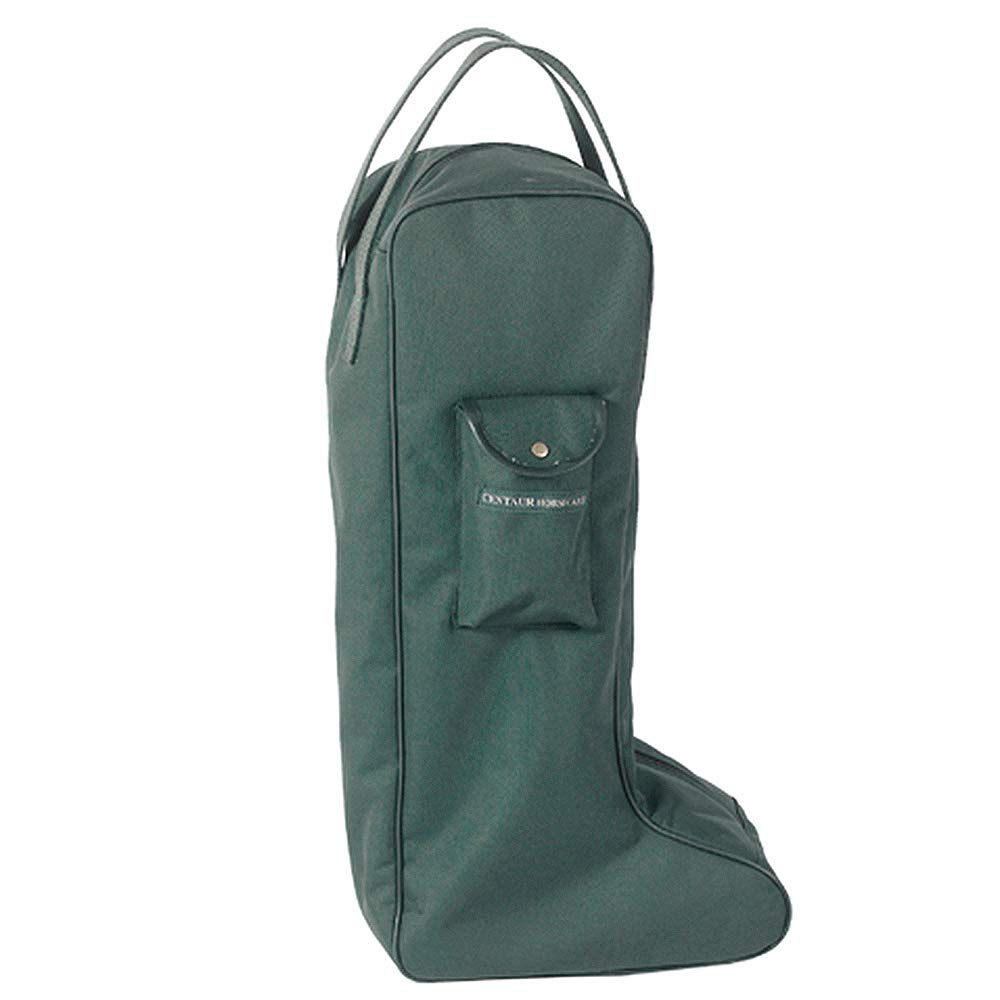 Centaur Tall Boot Carry Bag Green