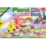 Progressive Piano Method for Young Beginners: Book 3 (Progressive Young Beginners)