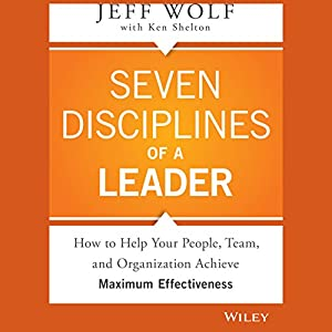 Seven Disciplines of a Leader Audiobook