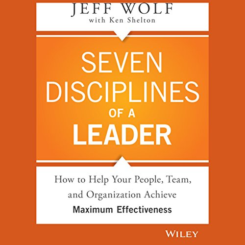 Seven Disciplines of a Leader by Audible Studios