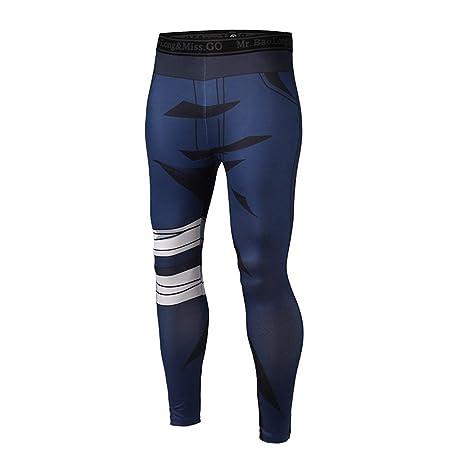 Ropa de ciclismo Pantalones de yoga para hombre Fitness ...