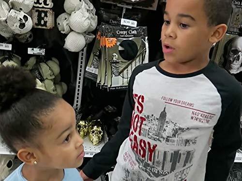 Clip: Famous Tube Kids Go Halloween Costume Shopping ()