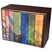 Harry Potter Hardcover Set (Books 1-7)