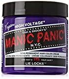Manic Panic Semi-Permanent Lie Locks Hair Dye 4 oz
