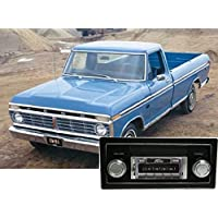 1973-1979 Ford Truck USA-630 II High Power 300 watt AM FM Car Stereo/Radio with iPod Docking Cable