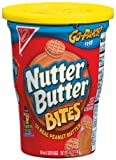 Nutter Butter Peanut Butter Bites, 4-Ounce Go-Paks! (Pack of 8)