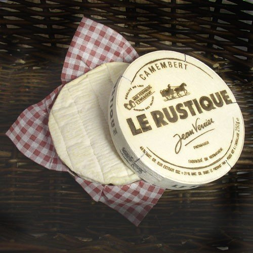 Camembert Le Rustique (8.8 ounce)