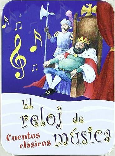 El reloj de música. Cuentos clásicos: Varios autores: 9788441420298: Amazon.com: Books