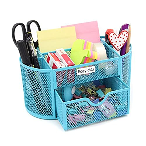 Blue Office Accessories Amazon Com
