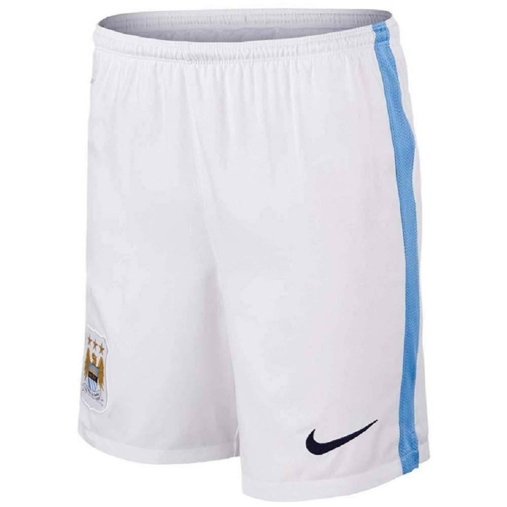 116-128 youth-YXS Manchester City home shorts 2015//16