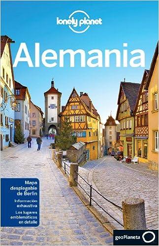Alemania 5 Guías de País Lonely Planet Idioma Inglés: Amazon.es ...