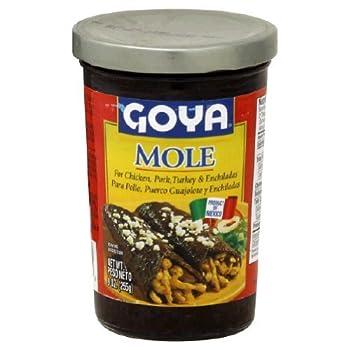 Goya Mole 9 Oz