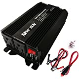 Best Compatiable For Cars - NEW SUN 400W Power Inverter DC 12V to Review