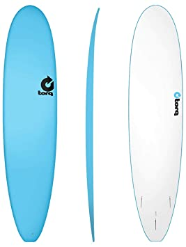 Tabla de Surf Torq Softboard 8.0Longboard Blue: Amazon.es ...