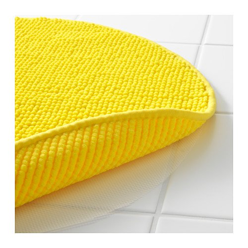 Amazon Com Ikea Beige Tan Supersoft Bath Shower Mat Rug
