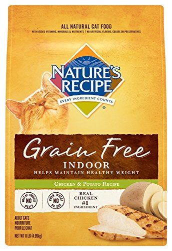 Natures-Recipe-Grain-Free-Dry-Indoor-Cat-Food-Chicken-and-Potato-Recipe-11-Pound