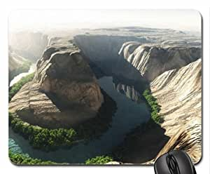 Wonder of Nature Mouse Pad, Mousepad (Mountains Mouse Pad)