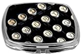 Rikki Knight  Close-Up Design Compact Mirror, Antique Typewriter, 3 Ounce
