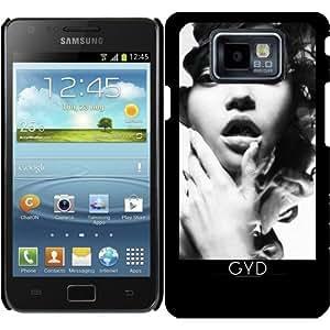 Funda para Samsung Galaxy S2 (GT-I9100) - Colección Entintado: Número 2 by Julien Kaltnecker