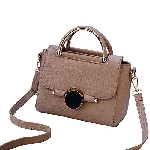 handbag small 2018 body style bag Khaki shoulder casual shoulder bag new work ladies cross Khaki crossbody purse faishon handbag mini Ladies for bag messenger Taqwpr8Tx