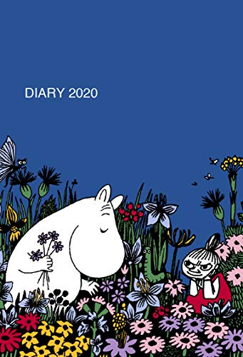 MOOMIN DIARY 2020 by marble SUD 画像