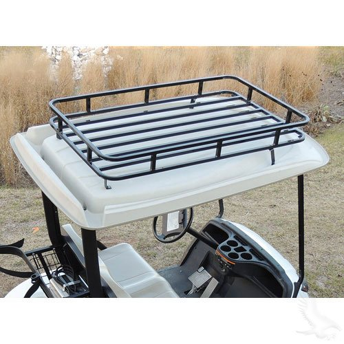 Amazon.com : Club Car DS Golf Cart Roof Rack Storage System : Sports on radio install golf cart roof, club car roof, ezgo marathon roof, ezgo extended roof, golf cart extended roof, yamaha golf cart roof, custom golf cart roof, universal golf cart roof, 80-inch golf cart roof, rhino golf cart roof,