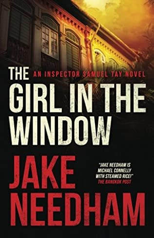 book cover of The Girl in the Window