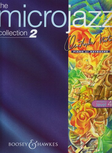 the microjazz collection 2 (Microjazz, Level Four)
