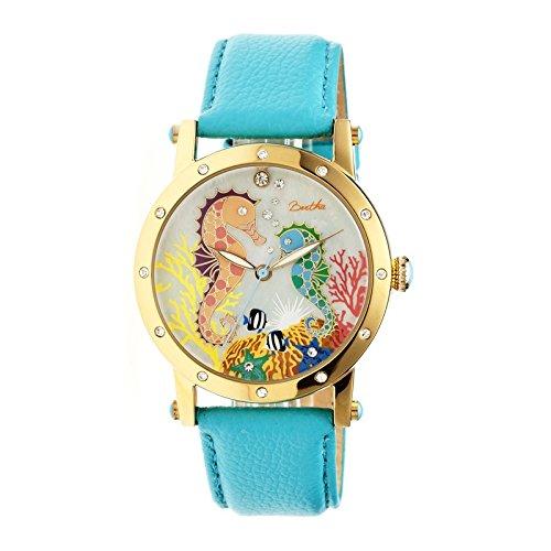 bertha-womens-morgan-mop-strap-turquoise-stainless-steel-watch