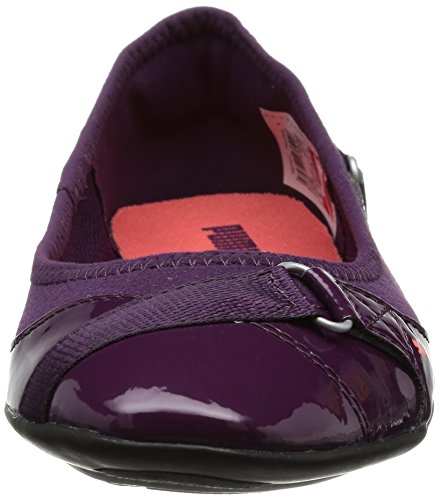 Puma Femmes Bixley Glamm Potent Purple Et Dubarry Sneakers - 7 Uk / Inde (40.5 Eu)
