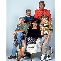 Home Improvement Cast / Tim Allen 8 x 10 GLOSSY Photo Picture