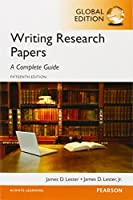 Writing Research Papers A Complete Guide, 15th Edition Front Cover