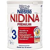 Nidina - 3 Fórmula De Crecimiento En Polvo A Partir De 12 Meses 800 g