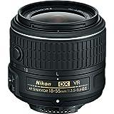Nikon 18-55mm f/3.5-5.6G VR II AF-S DX NIKKOR Zoom Lens (White Box) Bulk Packaging Lens