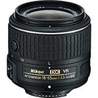 Nikon 18-55mm f/3.5-5.6G VR II AF-S White Box (Bulk Packaging)