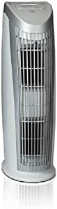 Alen BreatheSmart T500 True HEPA Air Purifier for Home, Office, Bedrooms, up to 500 Sqft. Eliminates Germs, Bacteria, Mold, Odors, while Filtering Allergens, Dust, Pollen, Pet Dander in White
