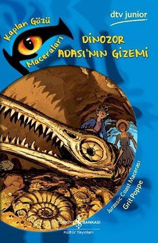 Dinozor Adasi'nin Gizemi - Kaplan Gözü Maceralari
