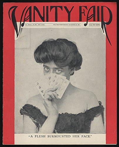 VANITY FAIR burlesque showgirls 11/22 1902 Annie Irish Anna Boyd Bonnie Maginn
