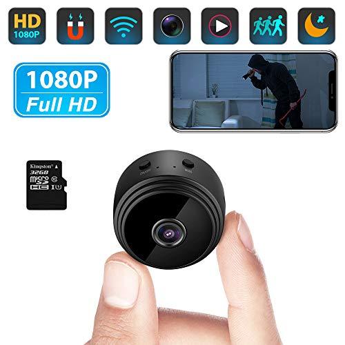 Mini Spy Camera WiFi
