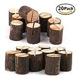 best seller today Rustic Wood Table Numbers Holder Wood...