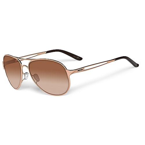 Amazon.com: Oakley Caveat Womens Sunglasses - Rose Gold ...