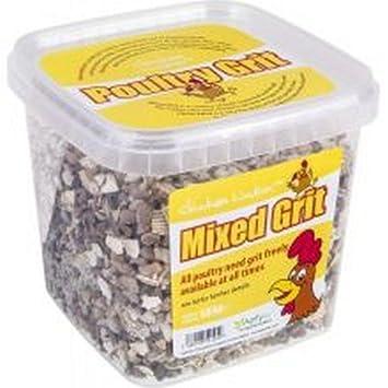 Agrivite - Grit/Gravilla para gallinas (1.5kg/Variado) UTBT899_1