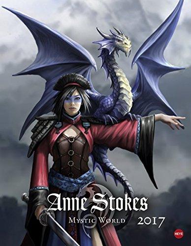 Anne Stokes Mystic World Posterkalender - Kalender 2017