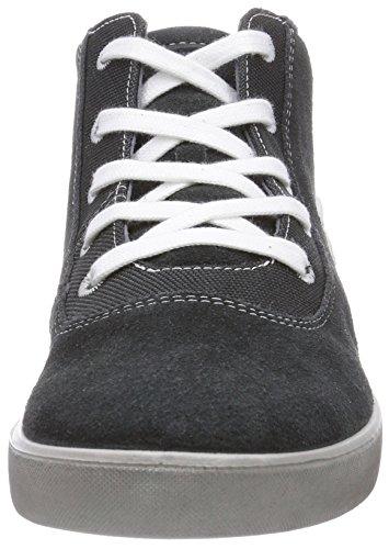 Ricosta Raze - zapatillas deportivas altas de piel niño gris - Grau (grigio 482)