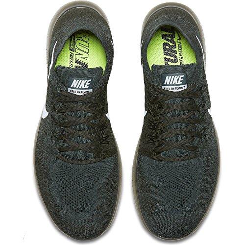 de Zoom Air Racer Foncé Vert Compétition Chaussures Homme Mariah Flyknit Running NIKE gTRwpxq