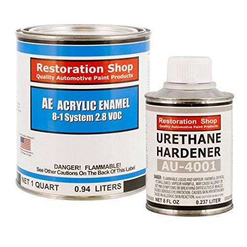 Buy blue automotive paint