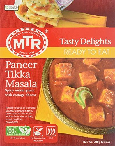 - MTR Paneer Tikka Masala 10.56 Oz